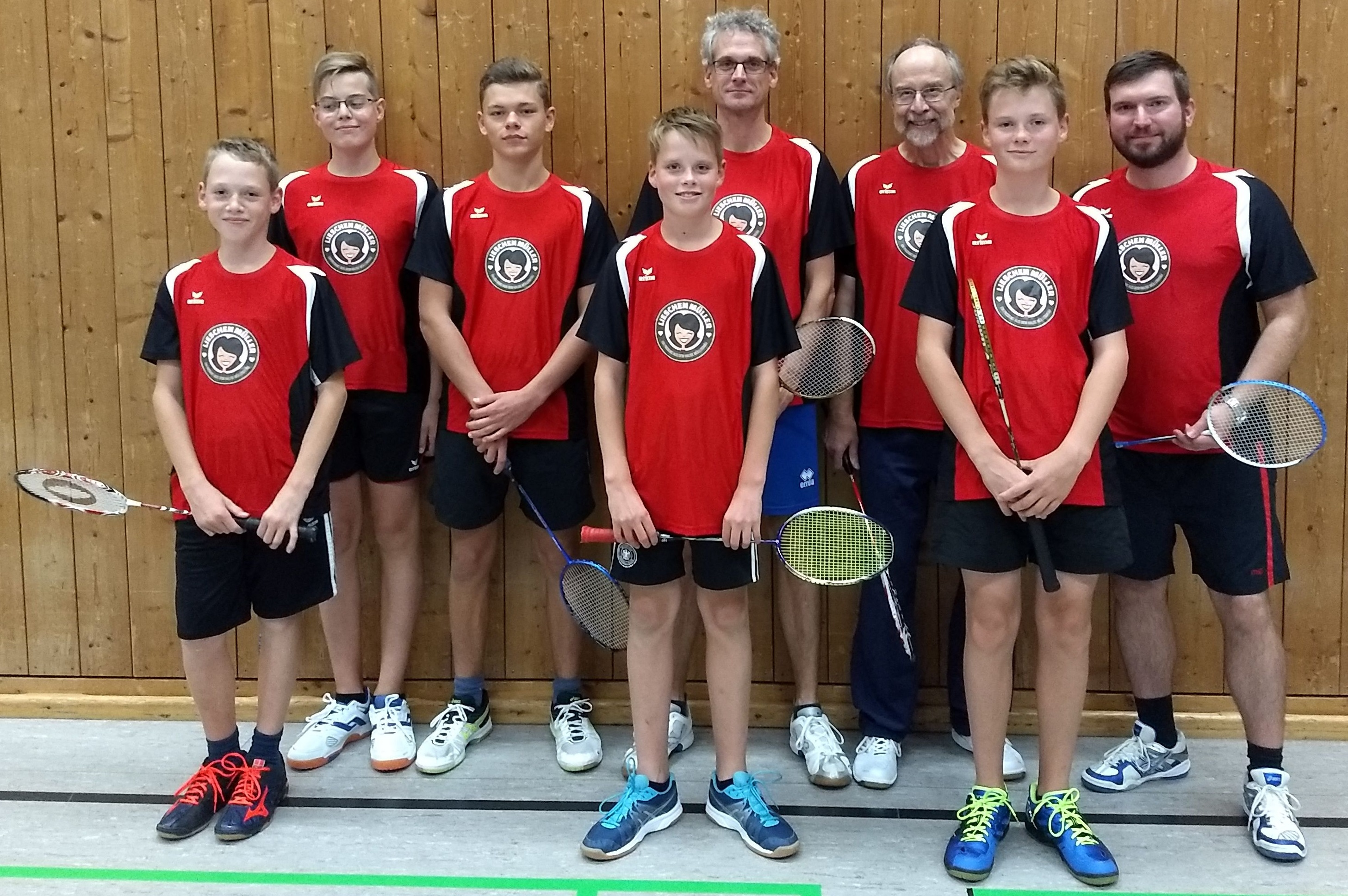 SV Petershausen, Badminton